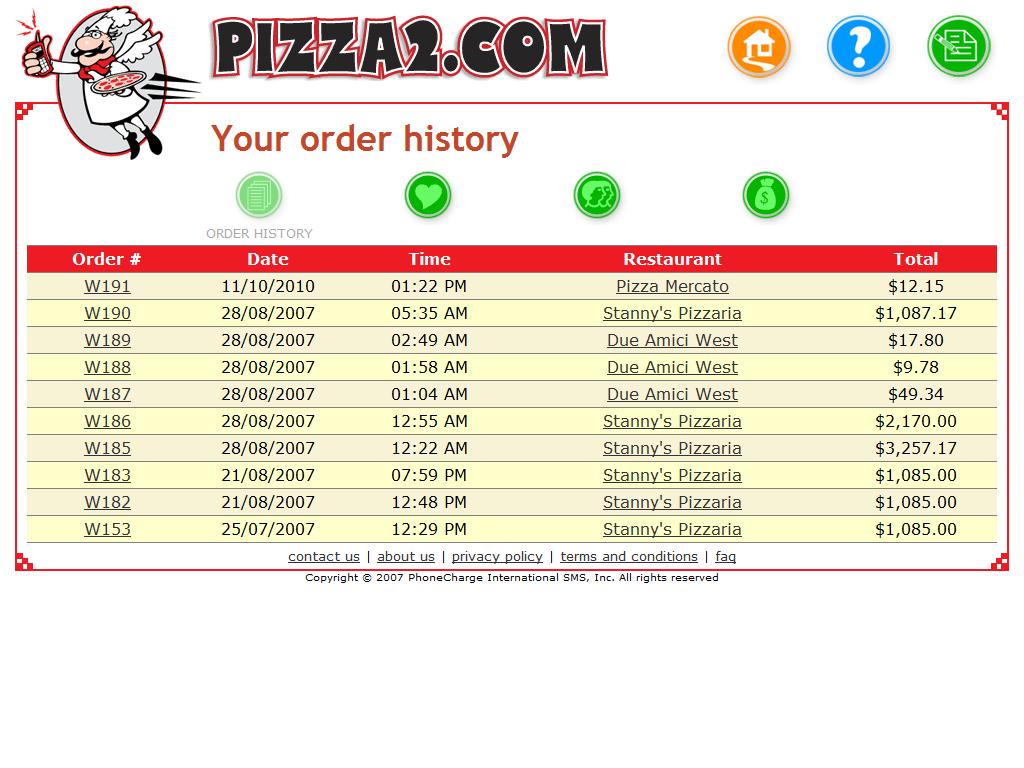 portfolio-pizza2-frontend-11-user-order-history